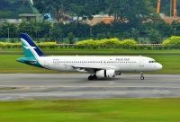 Photo: SilkAir, Airbus A320, 9V-SLE