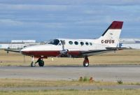 Photo: Untitled, Cessna 414 Chancellor II, C-GFSW