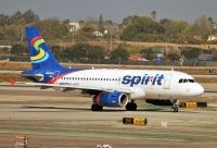 Photo: Spirit Airlines, Airbus A319, N503NK