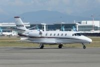 Photo: NetJets, Cessna Citation, N588QS