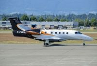Photo: Morning Star, Embraer EMB-500 Phenom, C-FMPN