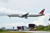 Photo: Philippine Airlines, Boeing 777-300, RP-C7775