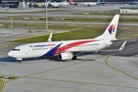 Photo: Malaysia Airlines, Boeing 737-800, 9M-MLR