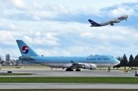 Photo: Korean Air Cargo, Boeing 747-400, HL7600