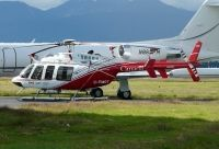 Photo: Canadian Ministry of Transport, Bell 407, C-FMOT