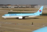 Photo: Korean Air, Boeing 737-900, HL7728