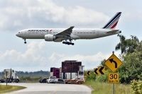 Photo: Air France, Boeing 777-200, F-GSPF