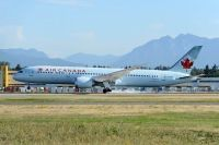 Photo: Air Canada, Boeing 787, C-FKSV