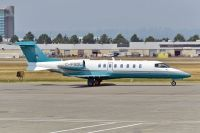 Photo: London Air Services, Lear Learjet 45, C-FSDL