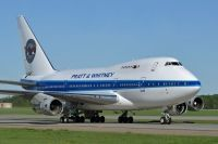 Photo: Pratt & Whitney Canada Corp., Boeing 747SP, C-FPAW