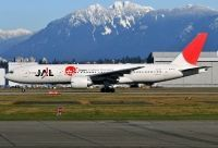 Photo: Japan Airlines - JAL, Boeing 777-200, JA702J