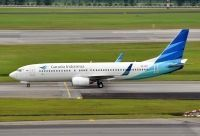 Photo: Garuda Indonesia, Boeing 737-800, PK-GFP