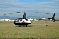 Photo: Untitled, Robinson R44, C-GOQO