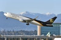 Photo: United Parcel Service - UPS, Boeing 767-300, N307UP