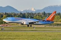 Photo: Sunwing Vacations, Boeing 737-800, C-FAWC