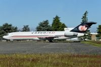 Photo: Cargojet, Boeing 727-200, C-FCJV