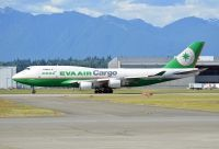 Photo: EVA Air Cargo, Boeing 747-400, B-16401