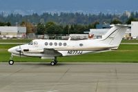 Photo: Untitled, Beech Super King Air, N277JJ