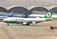 Photo: EVA Air, Boeing 747-400, B-16409