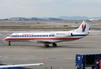 Photo: American Eagle, Embraer EMB-135, N712AE