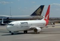 Photo: Qantas, Boeing 737-800, VH-VXT
