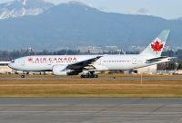 Photo: Air Canada, Boeing 777-200, C-FNNH
