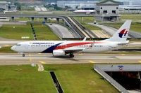 Photo: Malaysia Airlines, Boeing 737-800, 9M-MXV
