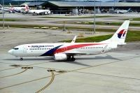 Photo: Malaysia Airlines, Boeing 737-800, 9M-MLT