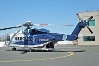 Photo: Cougar Helicopters, Sikorsky S-92 Helibus, C-GDKN