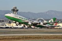 Photo: EVA Air Cargo, Boeing 747-400, B-16407