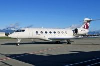 Photo: Qatar Executive, Gulftsream Aerospace G650, A7-CGB
