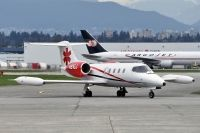 Photo: Untitled, Lear Learjet 35, N91GJ