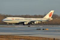 Photo: Air China Cargo, Boeing 747-400, B-2478