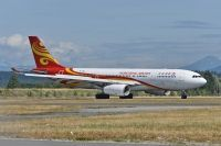 Photo: Hong Kong Airlines, Airbus A330-200, B-LNJ