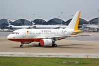 Photo: China Sonangol International, Airbus A318, B-5385