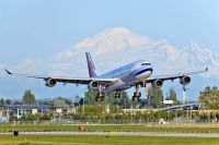 Photo: China Airlines, Airbus A340-200/300, B-18802