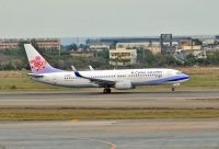 Photo: China Airlines, Boeing 737-800, B-18601