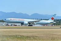 Photo: Air Canada, Boeing 777-300, C-FKAU