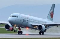 Photo: Air Canada Jetz, Airbus A320, C-FPWD