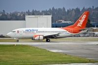 Photo: Air North, Boeing 737-500, C-GANU