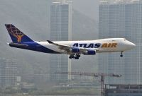 Photo: Atlas Air, Boeing 747-400, N493MC