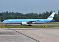 Photo: KLM - Royal Dutch Airlines, Boeing 777-300, PH-BVB