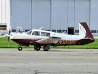 Photo: Untitled, Mooney M.20, N305MK