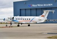 Photo: Transwest Air, Beech 1900, C-GTWG