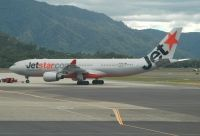Photo: Jetstar Airways, Airbus A330-200, VH-EBA