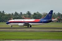 Photo: Sriwijaya Air, Boeing 737-300, PK-CJC