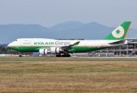 Photo: EVA Air Cargo, Boeing 747-400, B-16463