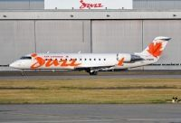 Photo: Air Canada Jazz, Canadair CRJ Regional Jet, C-FWRR