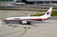 Photo: Malaysia Airlines, Boeing 737-800, 9M-MLD