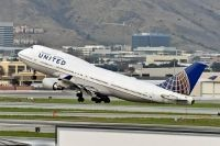 Photo: United Airlines, Boeing 747-400, N175UA